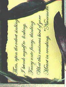 Poe poem