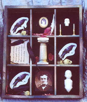 Edgar Allan Poe Shrine