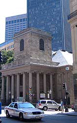 King's Chapel -  A Freedom Trail stop