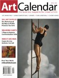 Art calendar magazine