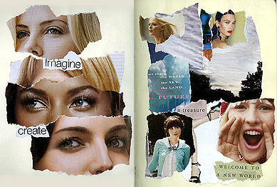 RR2b - Aisling D'Art's collages