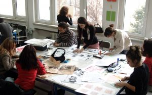 Art class, photo by erdogan ergun, Turkey