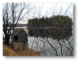 Mohawk Island, Lakes Region, NH