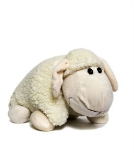 Cloth doll - lamb