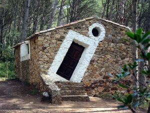 Dali's house in Costa Brava