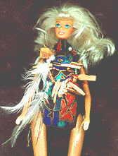 Voodoo Barbie