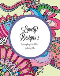 Lovely Designs 1, by Aisling D'Art