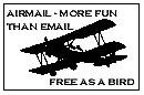 airmail artistamp