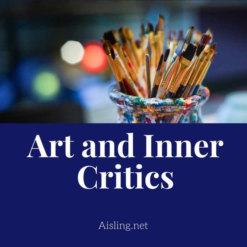 Art and Inner Critics: Danielle Krysa